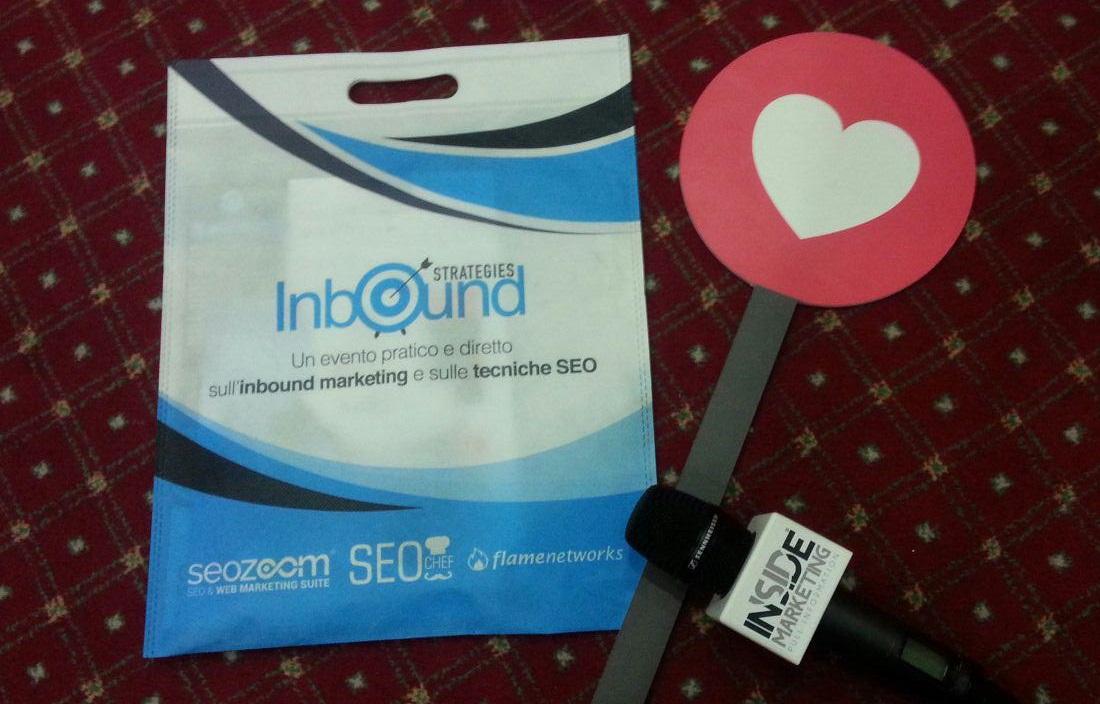 Inbound Strategies: uno sguardo all'evento su eCommerce e SEO