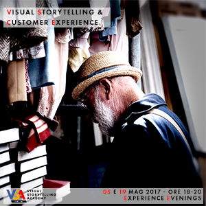 Il Visual Storytelling e la customer experience