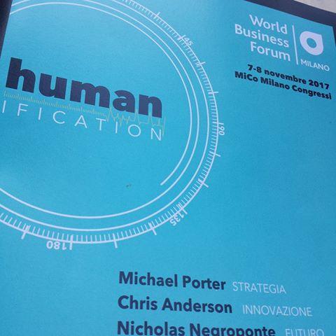 World Business Forum Milano 2017