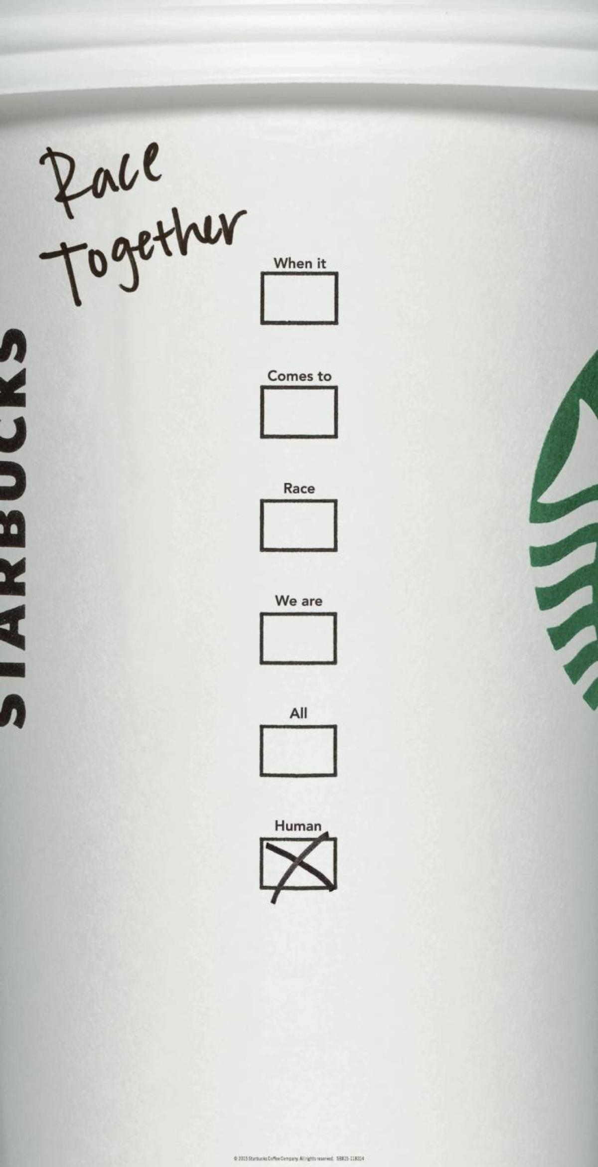 brand hijacking starbucks