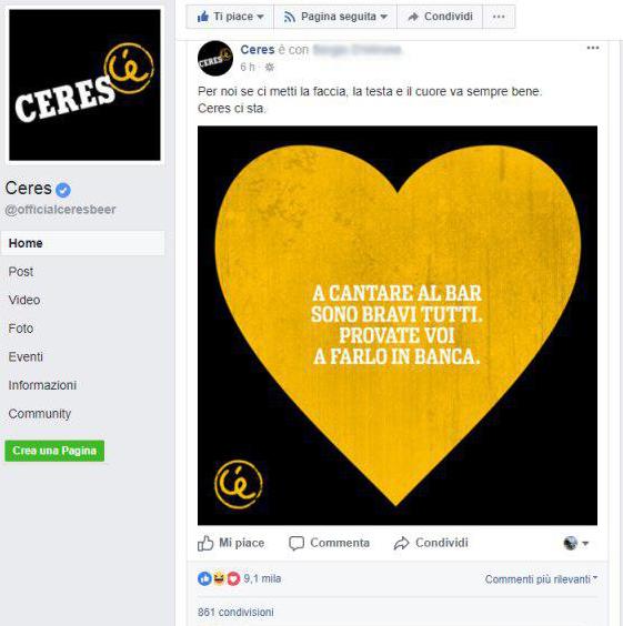instant marketing Ceres su video contest aziendale banca intesa san paolo