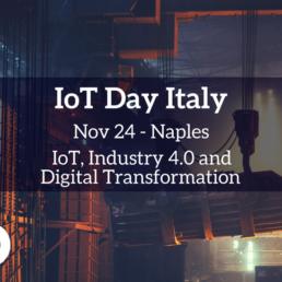 IoT Day Italy Naples