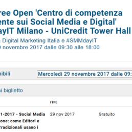 Centro di competenza permanente Social Media e Digital a Milano