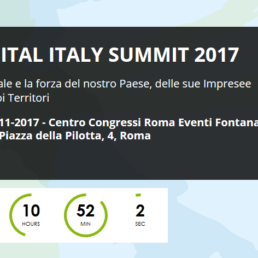 Digital Italy Summit 2017