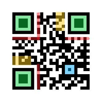 QR code struttura