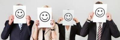 """Felicità sul lavoro: per i """"nuovi"""" lavoratori conta più di aspetti retributivi"""