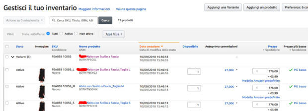 Inventario su Amazon: come gestirlo in maniera ottimale