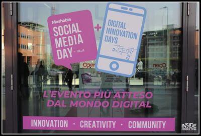 Mashable Social Media Day Italy + Digital Innovation Days 2018: luci (e qualche ombra) dell'evento