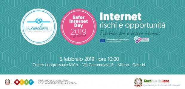 Safer Internet Day 2019 Iniziative Per Un Web Piu Sicuro Inside Marketing