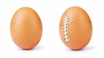 E se l'uovo dei record su Instagram fosse, in realtà, portatore di messaggi sociali?