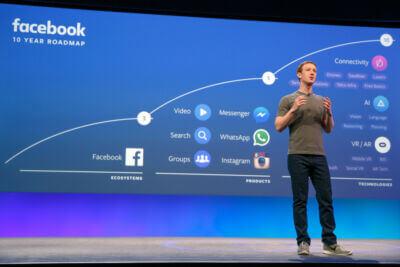 Facebook f8 2019: tutte le novità dalla conferenza annuale per gli sviluppatori