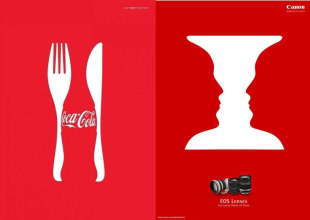 Coca cola gestalt