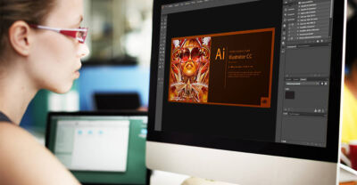 Corso di grafica pubblicitaria e design con Adobe Illustrator CC