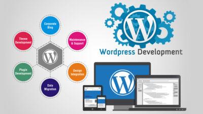 corso wordpress base