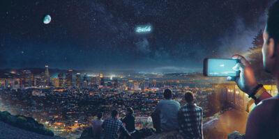 Space advertising: la pubblicità nello spazio è davvero il futuro?