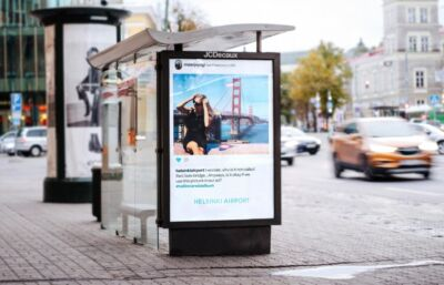 Tallin Holiday Album: la campagna di comunicazione dell'aeroporto di Helsinki che sfrutta post Instagram e influencer della porta accanto