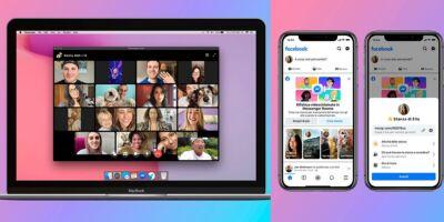 Facebook lancia Messenger Rooms, l'app per le videochiamate di gruppo, e altre novità