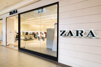 Il gruppo Inditex (proprietario di Zara) chiuderà 1200 negozi e punterà sull'online. Cambiamenti simili anche per altri retailer