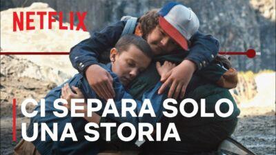 """""""Ci separa solo una storia"""" è la nuova campagna Netflix globale che celebra il potere dello storytelling"""