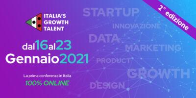 Italia's Growth Talent 2021: la conferma di un evento con un'offerta di valore