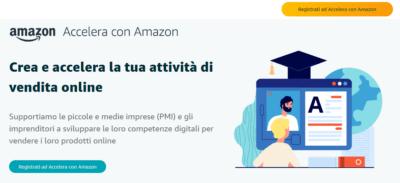 Amazon per le PMI: l'azienda di Jeff Bezos offre corsi di formazione gratuiti per le imprese