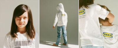 EFTERTRÄDA, la prima linea di abbigliamento IKEA, tra streetwear e successo del momento di capi e accessori brandizzati
