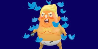 """La chiamata alle armi di """"The Great Unfollow"""" per smettere in massa di seguire Trump è davvero quello che serve per migliorare il clima su Twitter?"""