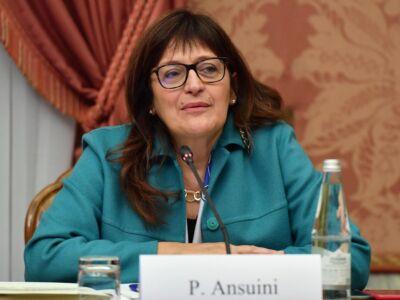 È Paola Ansuini la responsabile della comunicazione di Mario Draghi