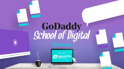 Al via la seconda edizione della GoDaddy School of Digital, il percorso formativo dedicato a startupper, imprenditori e PMI digitali