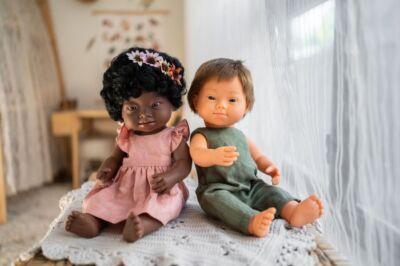 Bambole con sindrome di Down: cosa ci insegnano questigiocattoli su inclusione e accettazione di sé