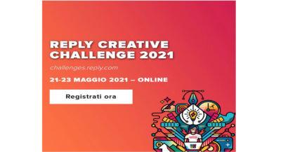 Reply lancia la nuova edizione della sfida creativa che si svolgerà online