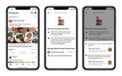 Come ridurre le interazioni indesiderate su Facebook e controllare meglio la sezione Notizie