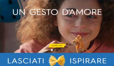 """La pasta come """"gesto d'amore"""": la nuova campagna di Barilla punta sulla tradizione e sulla potenza dei piccoli gesti"""