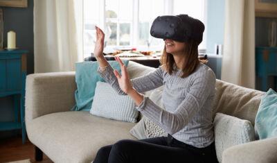 Uso della realtà virtuale in Italia: l'opinione dei consumatori e alcuni dati
