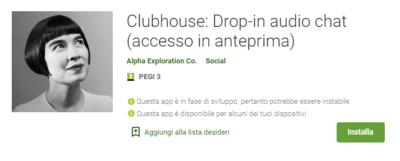 Clubhouse come funziona il social network basato sulla voce