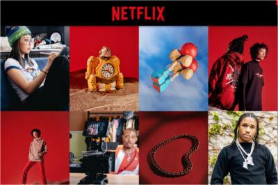 Netflix apre un eCommerce per la vendita di prodotti ispirati ai film e alle serie TV