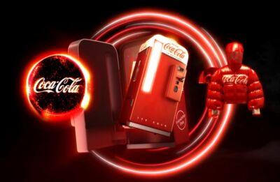 La collezione di NFT lanciata da Coca-Cola rende omaggio al brand ma ha anche uno scopo benefico