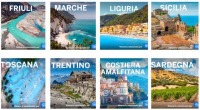 """American Express rilancia il progetto """"Viaggio in Italia"""" e sostiene la ripartenza del turismo nel nostro Paese"""