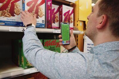 Presto le confezioni di cereali Kellogg saranno accessibili a persone cieche e ipovedenti: in cosa consiste questa tecnologia?
