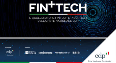 Fin+Tech apre la selezione per un percorso di accelerazione