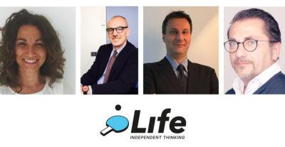 Life nomina nuovi membri, introducendo in azienda Renzi, Baccaglio, Bertaglia