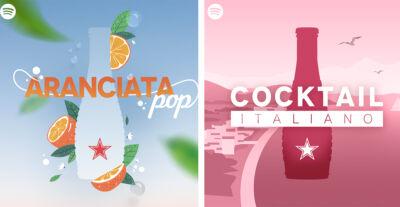 Sanpellegrino approda su Spotify con quattro playlist dedicate alle sue bevande