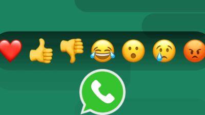 Reazioni ai messaggi WhatsApp: tutto quello che c'è da sapere sulla nuova funzione in arrivo