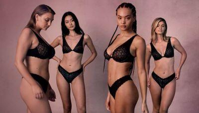 Intimissimi amplia l'assortimento di taglie fino alla settima e celebra tutte le forme della bellezza femminile con una campagna multicanale