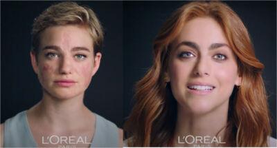 """Il claim di L'Oréal, """"Perché voi valete"""", compie 50 anni: la sua storia e la campagna globale che ne celebra l'anniversario"""