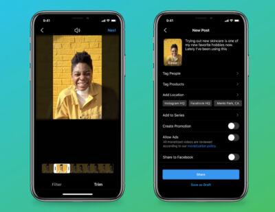 Nasce Instagram Video per facilitare la creazione e la scoperta di video sulla piattaforma