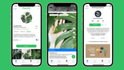 Plantlife, il nuovo social dedicato alle piante, è la community pensata per gli amanti del verde