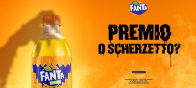"""""""Premio o scherzetto?"""": per Halloween 2021 Fanta lancia una campagna e un concorso a premi"""
